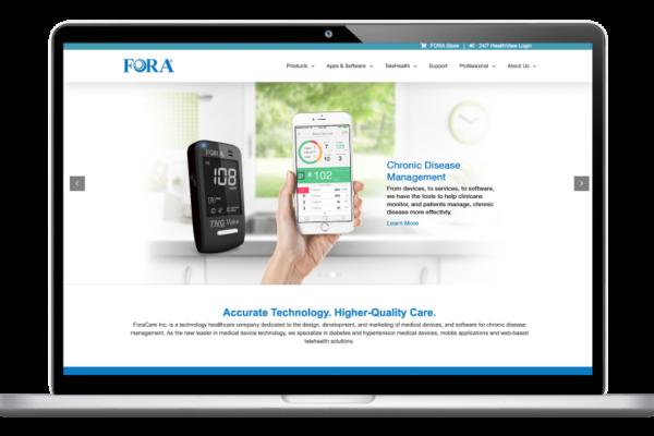 FORA Website