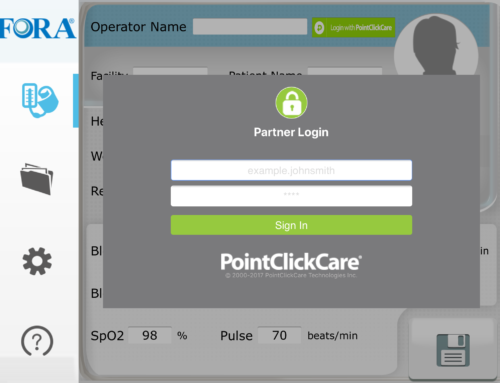 ForaCare, Inc. and PointClickCare Achieve Medical Device Integration