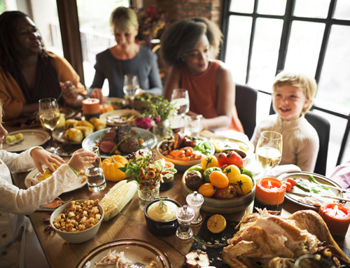 Thanksgiving Food Breakdown for Diabetics