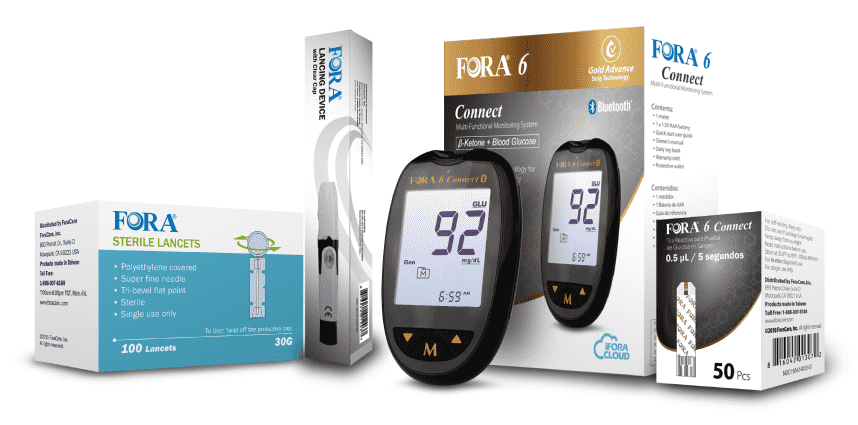 Best Glucometer 2019 Best Glucometers of 2019 Highlight Three FORA Devices   ForaCare