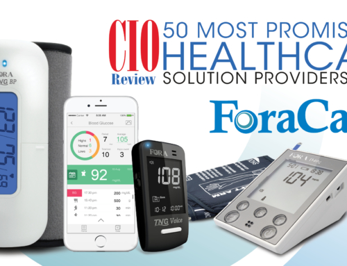 ForaCare, Inc. Recognized as Top Healthcare Solution Provider of 2019