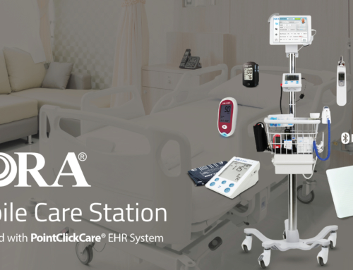 The FORA Mobile Care Station Brings Efficiency to Nursing Facilities