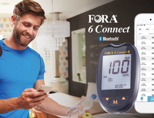 FORA 6 Connect is the Best Solution for Keto Dieters and Diabetics