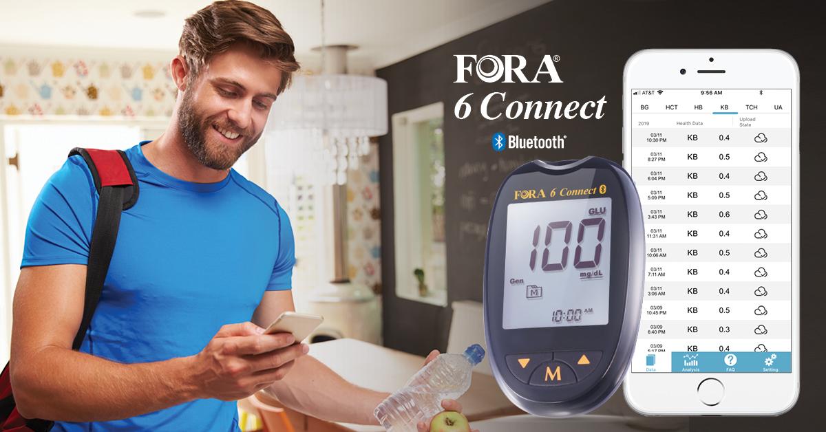 fora 6 connect keto glucose keto diet