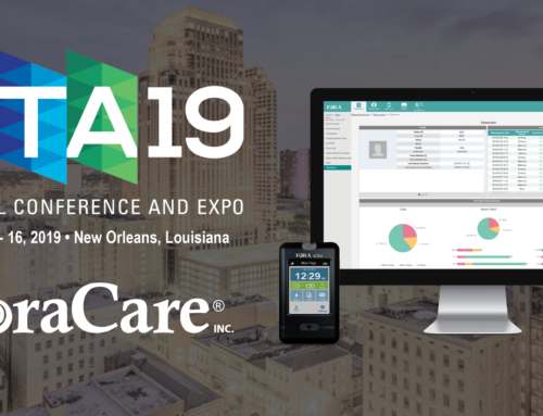 ForaCare's Telehealth System Will Be Exhibited at ATA Conference, April 14–16