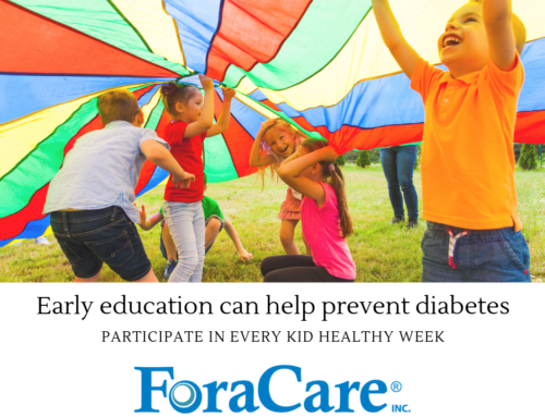 Decrease the Risk of Type 2 Diabetes with Early Education