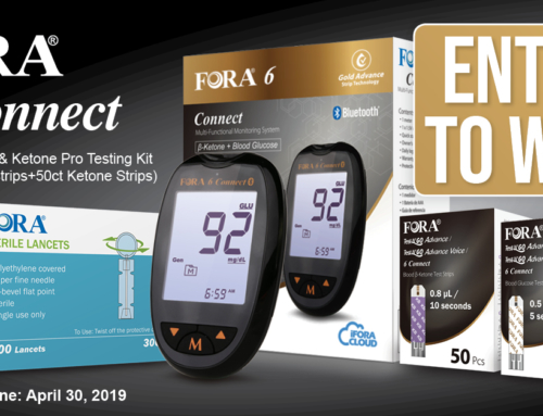 Win a FORA 6 Connect!