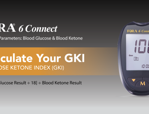 Glucose Ketone Index (GKI) Equals More Efficient Way to Understand Overall Health