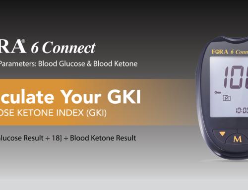 Glucose Ketone Index (GKI) Equals More Efficient Way to Understand Overall Health