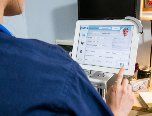 FORA Mobile Care Station Provides Best Cost Advantage for Long-Term Care Facilities