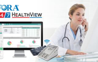 fora 24/7 HealthView Telehealth System