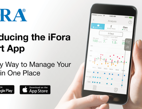 Manage Chronic Diseases Easier with One Simple App: the iFORA Smart App