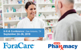 foracare H-E-B Pharmacy Conference