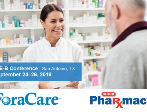 ForaCare to Attend H-E-B Pharmacy Conference, September 24–26