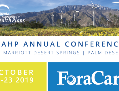 ForaCare to Feature Remote Patient Monitoring Solution at Annual CAHP Conference, October 21–23