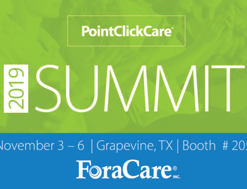 Learn More About the FORA Mobile Care Station at the PCC SUMMIT, November 3–6