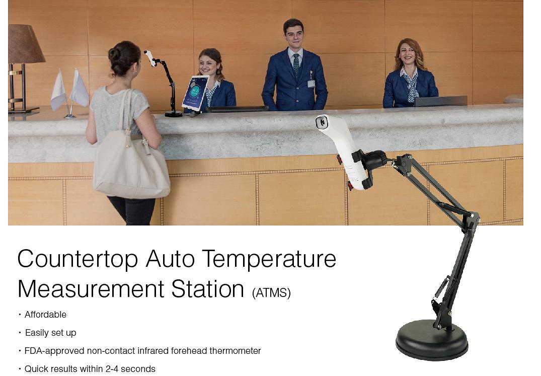 Countertop Auto Temperature Measurement Station (ATMS)